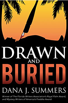 Drawn and Buried cover